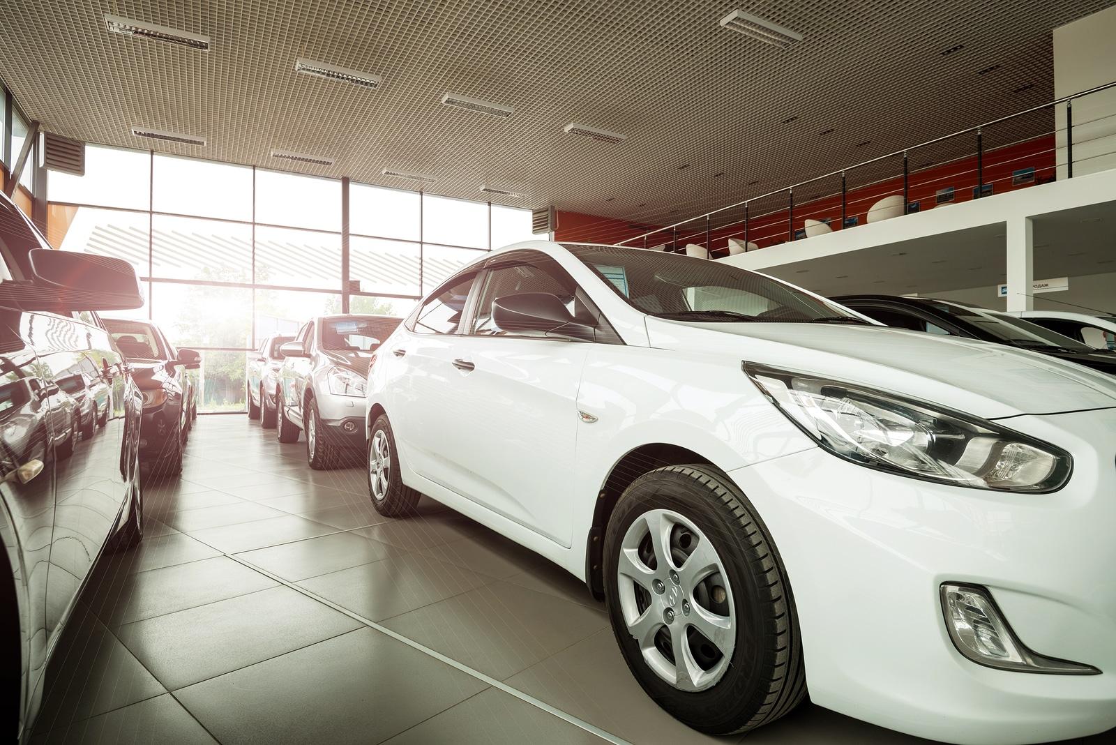 Automobile Dealership Cleaning Georgia